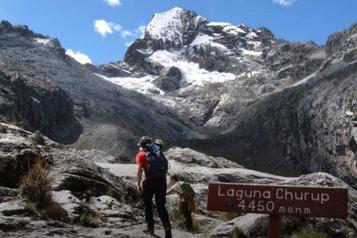 La cordillère Blanche: l'autre Pérou