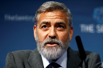 Critique du ministre Viktor Orban La Hongrie s'en prend à George Clooney)