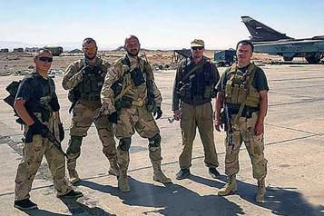 Mercenaires russes La France menace de retirer ses troupes si le Mali s'allie avec le groupe Wagner)