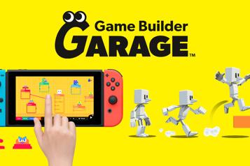 Game Builder Garage Presque un jeu d'enfant ★★★★)