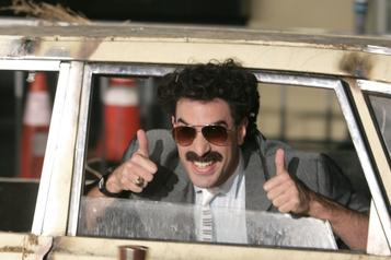 Une suite à Borat bientôt sur Amazon Prime)