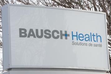 Bausch Health réduit considérablement sa perte)