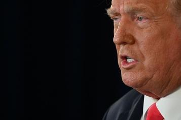 Trump appelle à une enquête «transparente» au Liban)