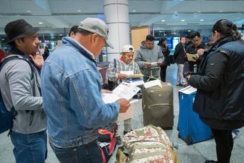 Les travailleurs étrangers temporaires passeraient leur quarantaine à l'hôtel
