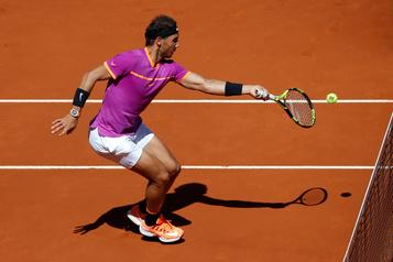 Les tournois de tennis à huis clos en Espagne