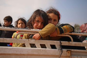 Guerre en Syrie: abandonnés àleur sort