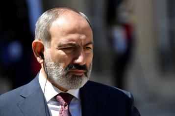 Législatives en Arménie Le premier ministre Pachinian revendique la victoire, l'opposition conteste)