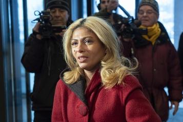 La femme de Raïf Badawi ne sera pas candidate du Bloc