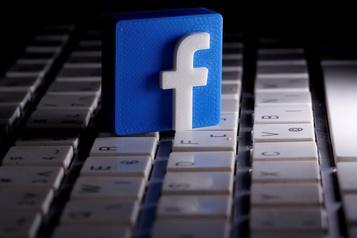 Interdiction des publicités politiques Facebook reconnaît des erreurs à 6jours des élections)