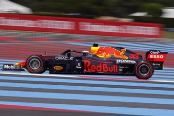 Essais libres La lutte reprend entre Mercedes et RedBull au Grand Prix de France)