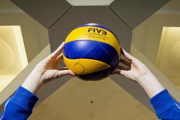 Volleyball féminin Victoire à l'arraché de la Corée du Sud contre le Canada)
