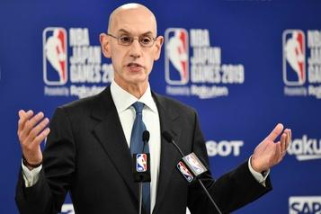 Tensions avec la Chine: la NBA n'a plus peur de parler politique