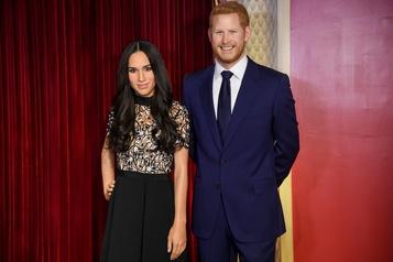 Le musée Tussauds sépare Harry et Meghan de la famille royale