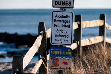 Ocean City, l'îlot de sobriété du New Jersey