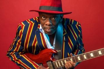 Le bluesman américain Lucky Peterson est mort)