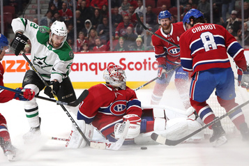 Stars 4 — Canadien 3 (pointage final)