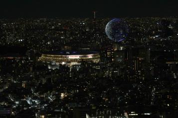 Jeux de Tokyo Plus de la moitié des Tokyoïtes ont suivi la cérémonie d'ouverture)