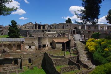 Coronavirus: les sites archéologiques italiens passent au virtuel