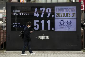 Le compte à rebours de Tokyo a repris
