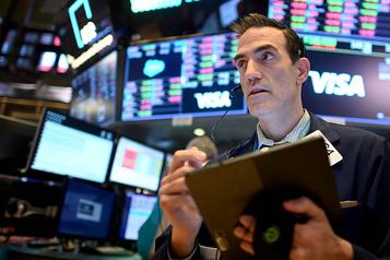 Marchés boursiers: «Ce n'est plus le temps devendre»