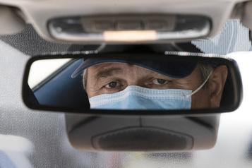 Uber a commencé à distribuer des millions de masques à ses chauffeurs