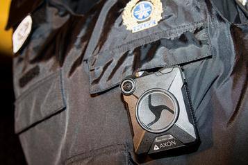 Des caméras corporelles pourles policiers du SPVM?)