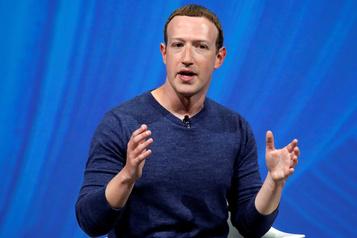 Zuckerberg a vendu 296millions de dollars en actions Facebook en août