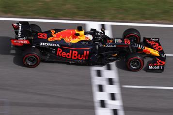 Formule 1 RedBull en quête de plus rythme de course)