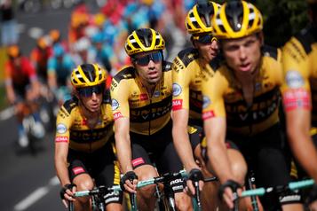 Tour de Francemercredi: le col de la Loze, l'étape la plus souffrante )