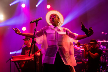 Ms. Lauryn Hill : le respect n'est qu'un minimum