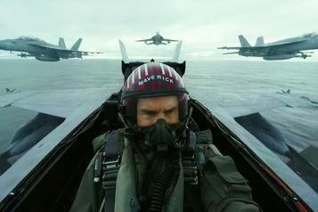 La sortie de Top Gun: Maverick reportée à Noël