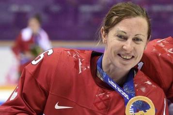 Jayna Hefford dirigera le syndicat des hockeyeuses