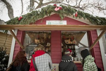 Québec donne le feu vert aux marchés de Noël)