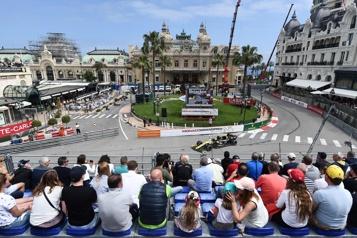 La Formule 1 de retour à Monaco deux ans plus tard)