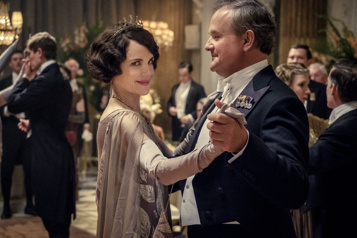 Un second film de Downton Abbey à venir)