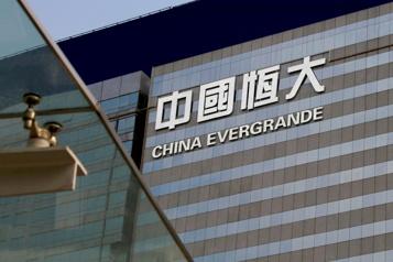 Evergrande parvient à un accord pour rembourser une partie de sa dette)