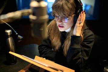 Sarah-JeanneLabrosse, la voix de Laservante écarlate