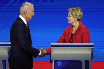 Primaires démocrates: Warren dépasse Biden dans un État-clé
