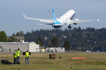 Le marché de l'aviation sera complètement remis d'ici 2024, selon Boeing)