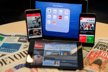 La «vaste majorité» de la publicité fédérale ira dans les médias canadiens