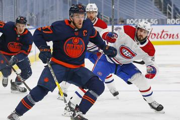 2e période Canadien1 – Oilers1)
