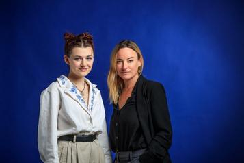 Pascale Bussières et Jade Charbonneau, un tandem mère-fille qui crève l'écran