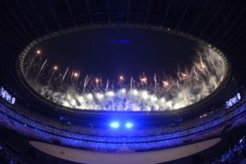 Courrier Jeux olympiques de Tokyo)