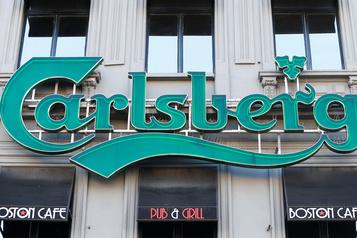 Carlsberg affecté par la crise de la COVID-19 au premier semestre)