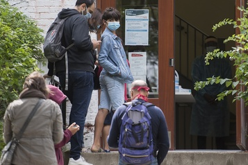 Six mois de pandémie Le Québec en meilleure position que les États-Unis)