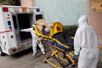COVID-19 Le Mexique connaît sa semaine la plus meurtrière depuis le début de la pandémie)