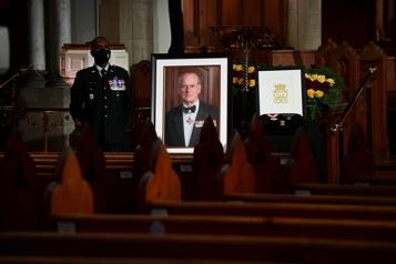 Ottawa Cérémonie nationale de commémoration en l'honneur du prince Philip)