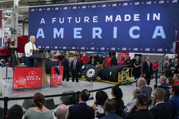 Buy American, infrastructures Joe Biden fait avancer son programme économique)