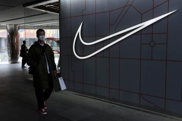 Nike dopé par de bons chiffres de ventes en ligne en Amérique du Nord)