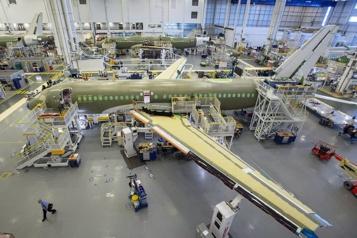 Première commande ferme depuis plus d'un an pour l'A220 d'Airbus)
